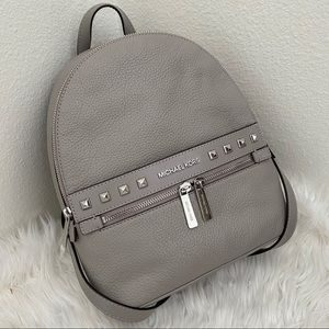 New Michael Kors medium kenly backpack